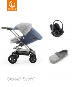 Коляски Stokke Scoot