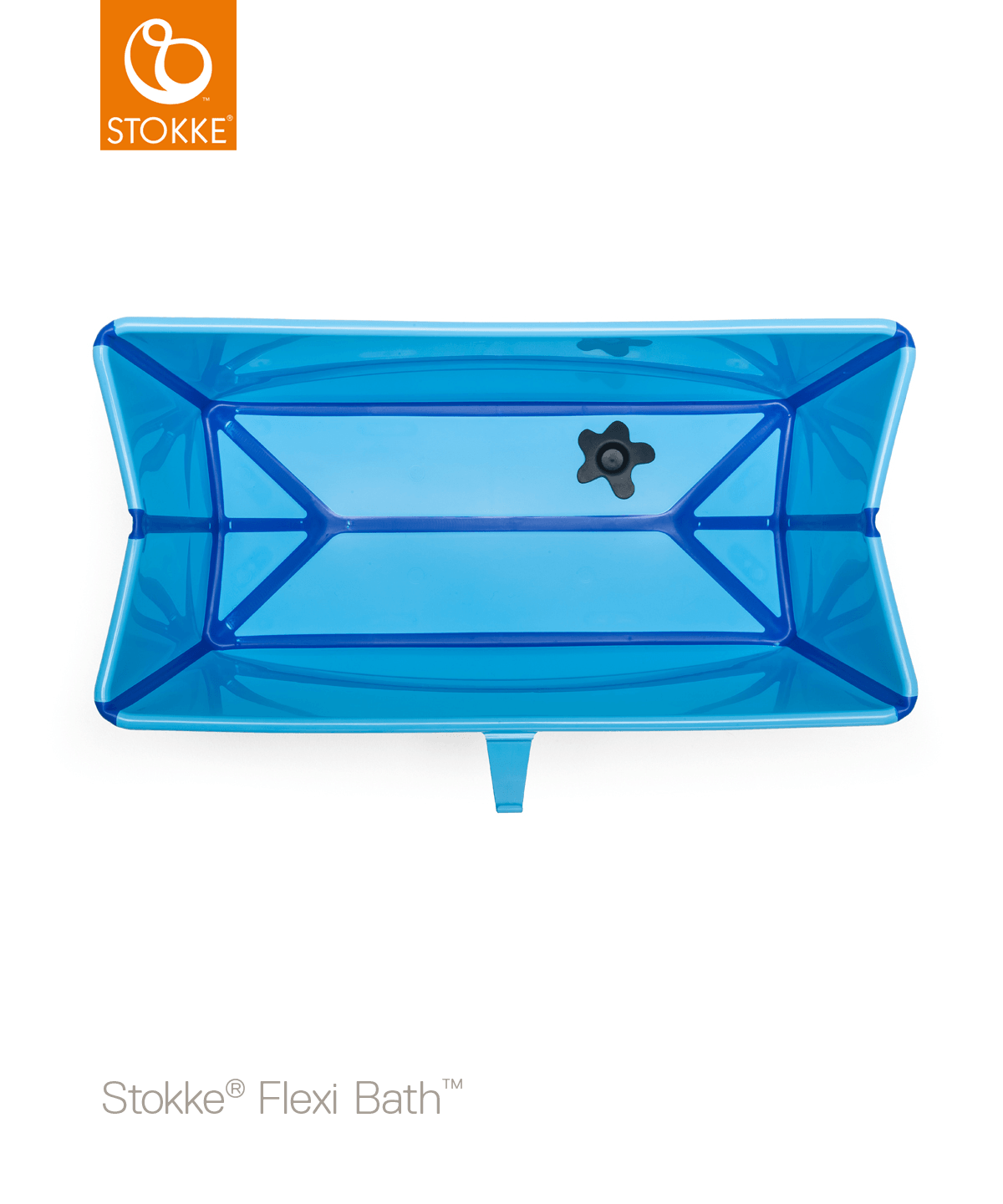 Stokke Flexi Bath blue