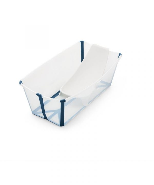 Ванночка Stokke FlexiBath Bundle Tub with Newborn Support